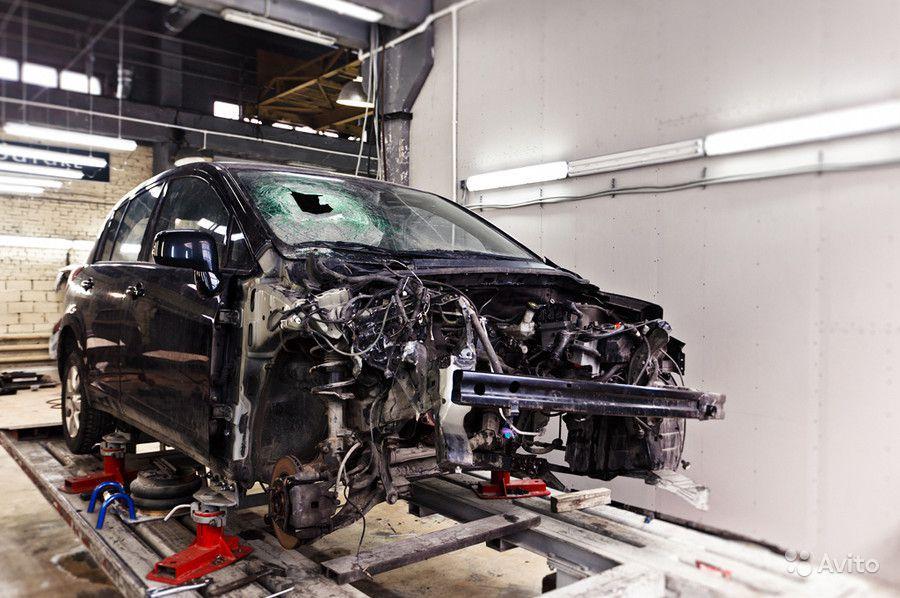 Картинки кузовного ремонта автомобилей